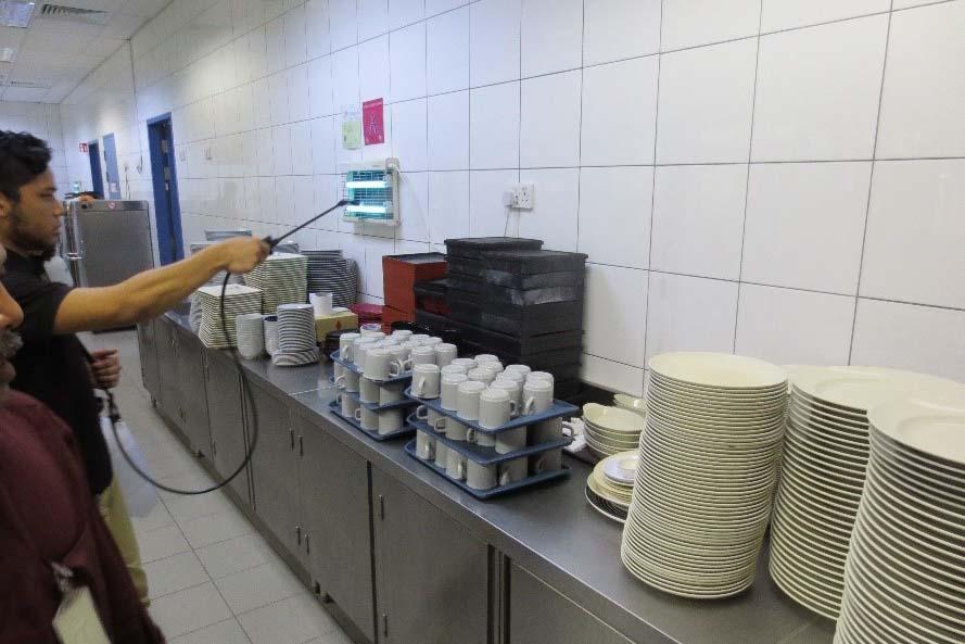 Samak / Sertu / Islamic Cleaning